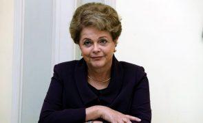 Ex-Presidente do Brasil Dilma Rousseff recebe alta após mal-estar