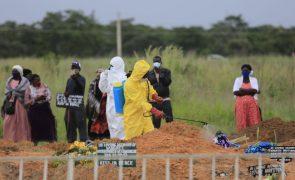 Covid-19: África com mais 351 mortes e 8.884 infetados nas últimas 24 horas