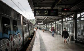 CP avisa sobre perturbações na circulação de comboios por motivo de greve na quinta-feira