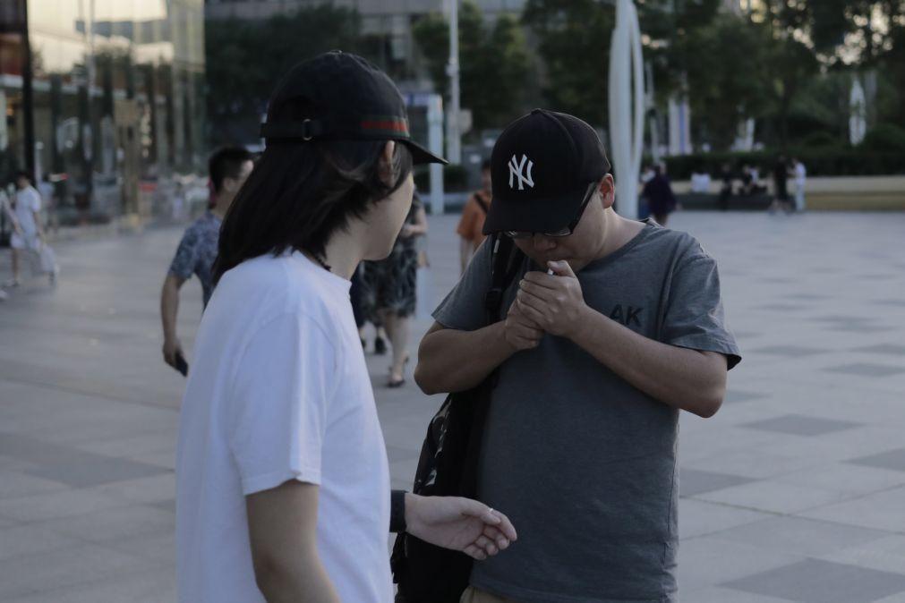 Doenças relacionadas ao tabagismo matam mais de um milhão por ano na China