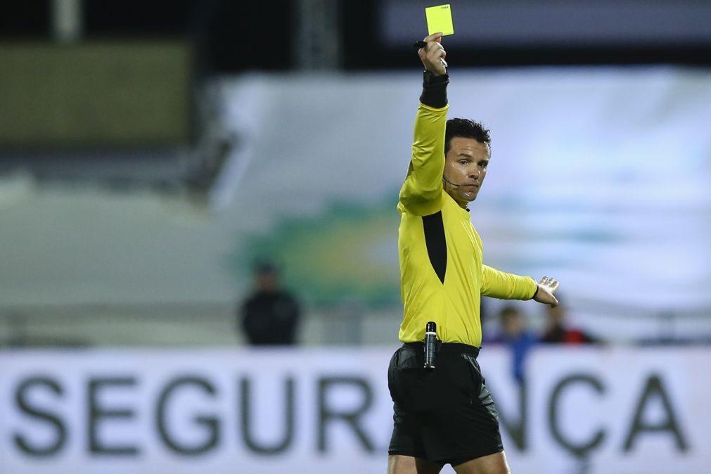 Bruno Paixão coloca ponto final na ligação à arbitragem