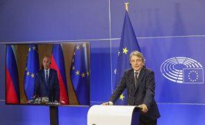 UE/Presidência: Comissão do PE dá 'luz verde' a acordo político sobre certificado covid