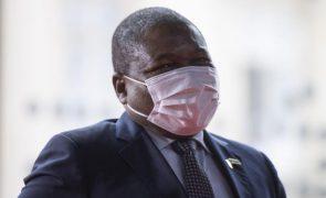 PR moçambicano inaugura fábrica de cimento e clínquer em Maputo