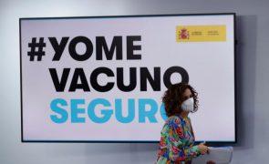 Covid-19: Espanha regista 5.007 novos casos e 54 mortes nas últimas 24 horas