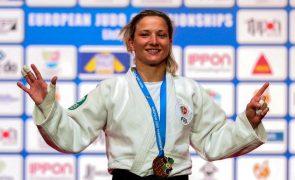 Telma Monteiro diz que Mundial de judo é