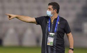 Rui Vitória defende que Sporting