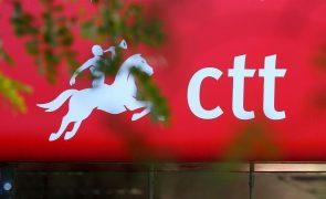 CTT lideram os ganhos em dia positivo para o PSI20