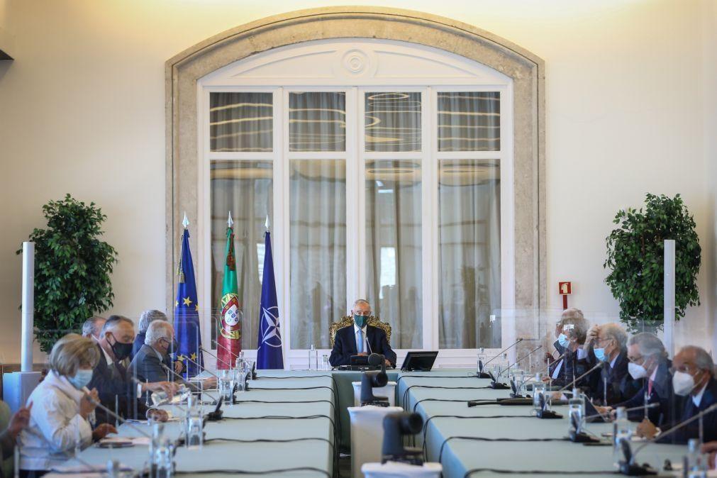 Conselho de Estado espera