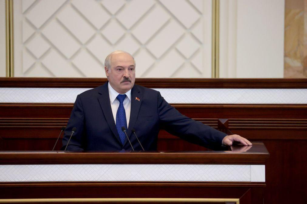 Presidente da Bielorrússia responde com ameaças e alude a uma nova guerra mundial