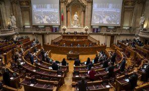 Revisão constitucional do Chega chumbada em 18 minutos no parlamento