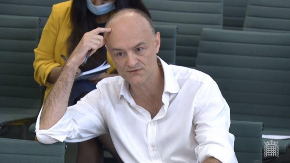 Covid-19: Ex-assessor considera que Boris Johnson é incompetente para liderar país