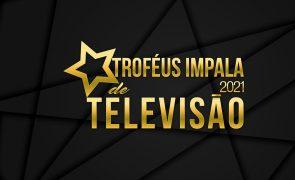 Troféus Impala de Televisão 2021: Acompanhe a grande gala em direto a partir de agora