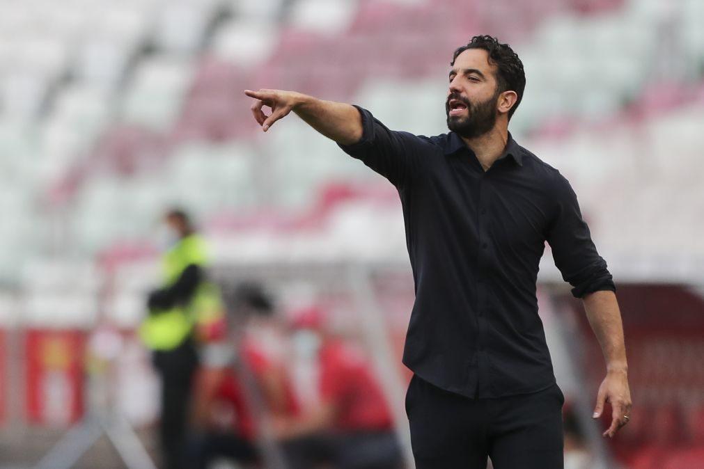 José Pereira nega discriminação a Rúben Amorim