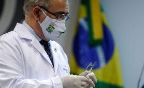 Covid-19: Brasil recebe mais 629.400 doses da vacina da Pfizer