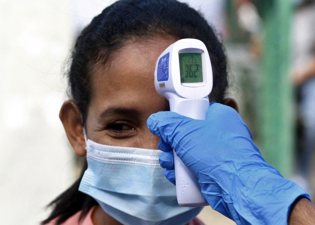 Covid-19: Timor-Leste com mais uma morte, recuperados ultrapassam novas infeções