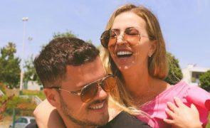 Mickael Carreira declara-se a Laura Figueiredo em dia especial