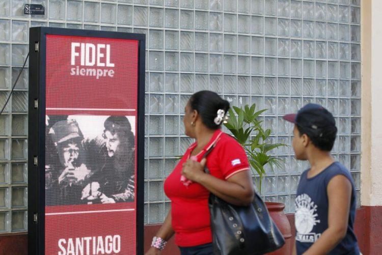 Óbito/ Fidel: Nome de ex-líder de Cuba não vai ser usado para designar locais públicos