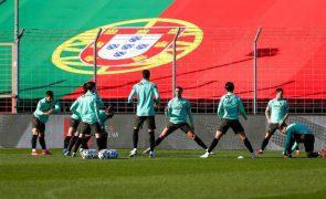 Portugal mantém quinto lugar no 'ranking' da FIFA à entrada do Euro2020