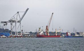 Buscas no Porto de Setúbal em investigação sobre tráfico internacional de droga