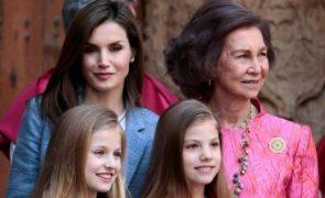 Letizia terá plano secreto para afastar a sogra, Dona Sofía