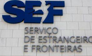 Inspetores do SEF reunidos com ministro para discutir reestruturação