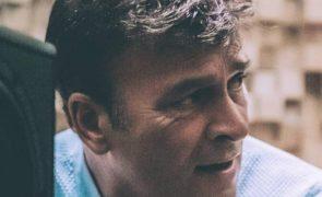 Tony Carreira internado com suspeita de enfarte
