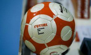 Portugal cabeça de série no sorteio para o Mundial de futsal