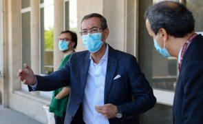 Covid-19: Bastonário dos Médicos defende revisão dos critérios do mapa de risco