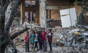 ONU pede 95 milhões de dólares para reconstrução palestiniana