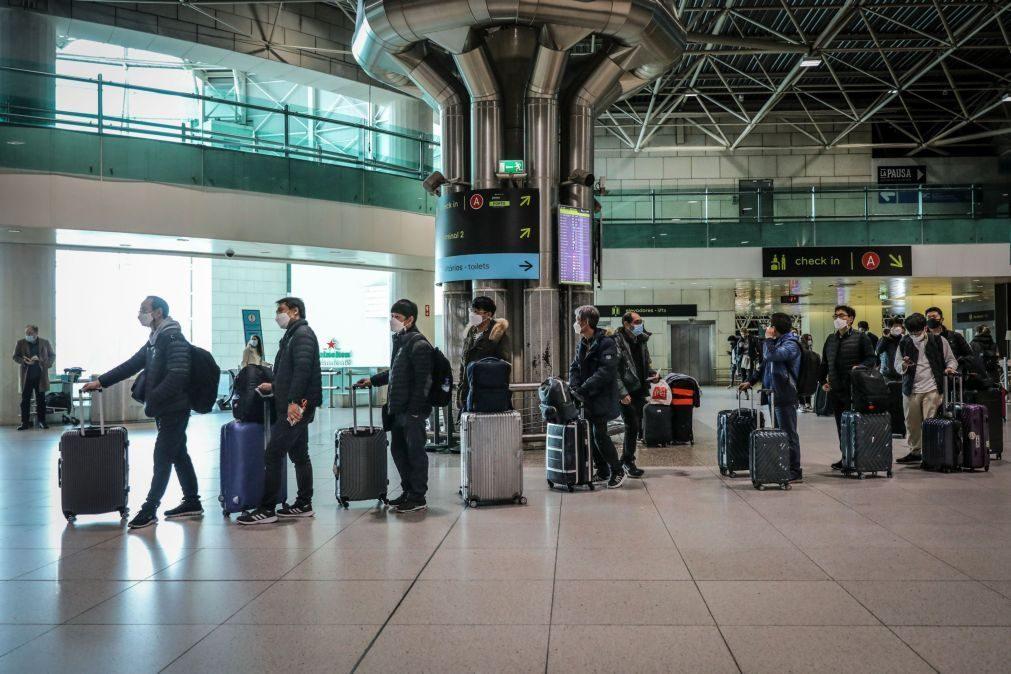 Governo decreta requisição civil nos aeroportos à greve dos inspetores do SEF