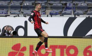 Euro2020: André Silva fala na melhor época da carreira, mas rejeita prometer golos