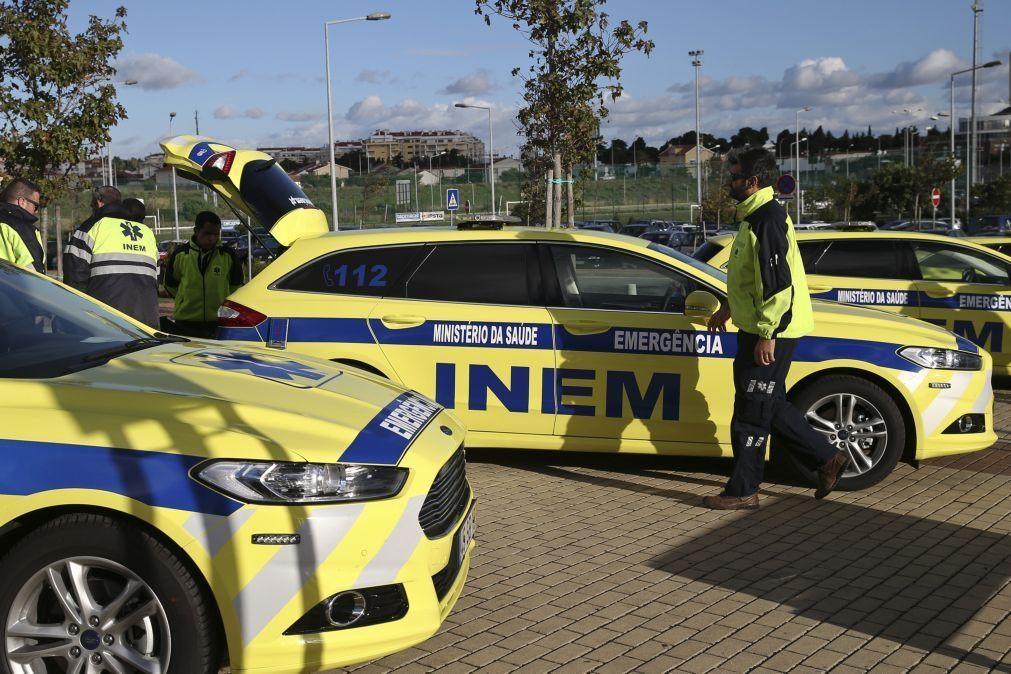 Presidente do INEM alerta para dificuldade em fixar médicos