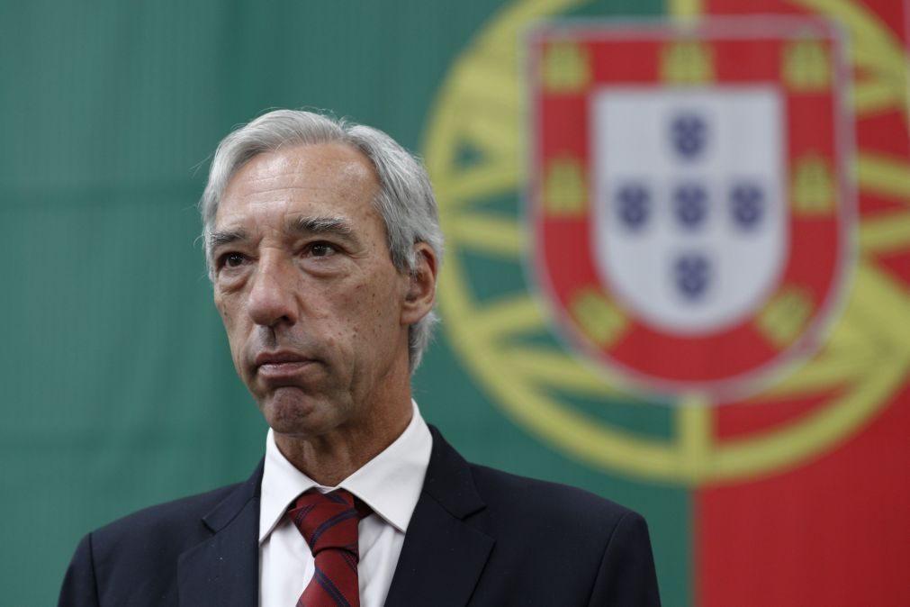 Cravinho diz que desvio de avião pela Bielorrússia não tem para já resposta militar