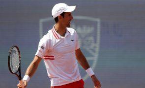 Tóquio2020: Djokovic faz depender participação da presença de público