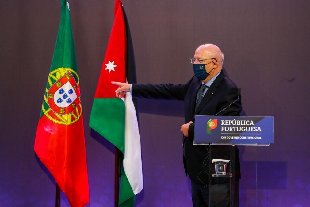 Médio Oriente: Há condições para retomar o Quarteto - MNE de Portugal