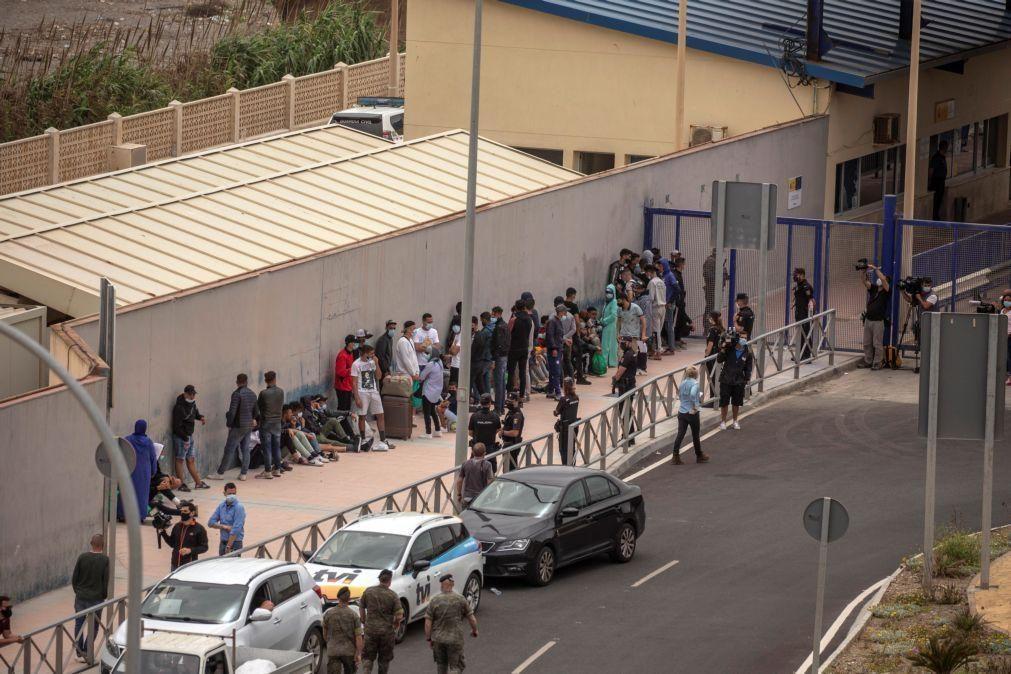 Confrontos com deputados da extrema-direira suspende sessão da Assembleia de Ceuta