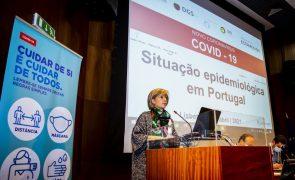 Covid-19: Peritos reúnem-se hoje no Infarmed com revisão da matriz de risco na agenda
