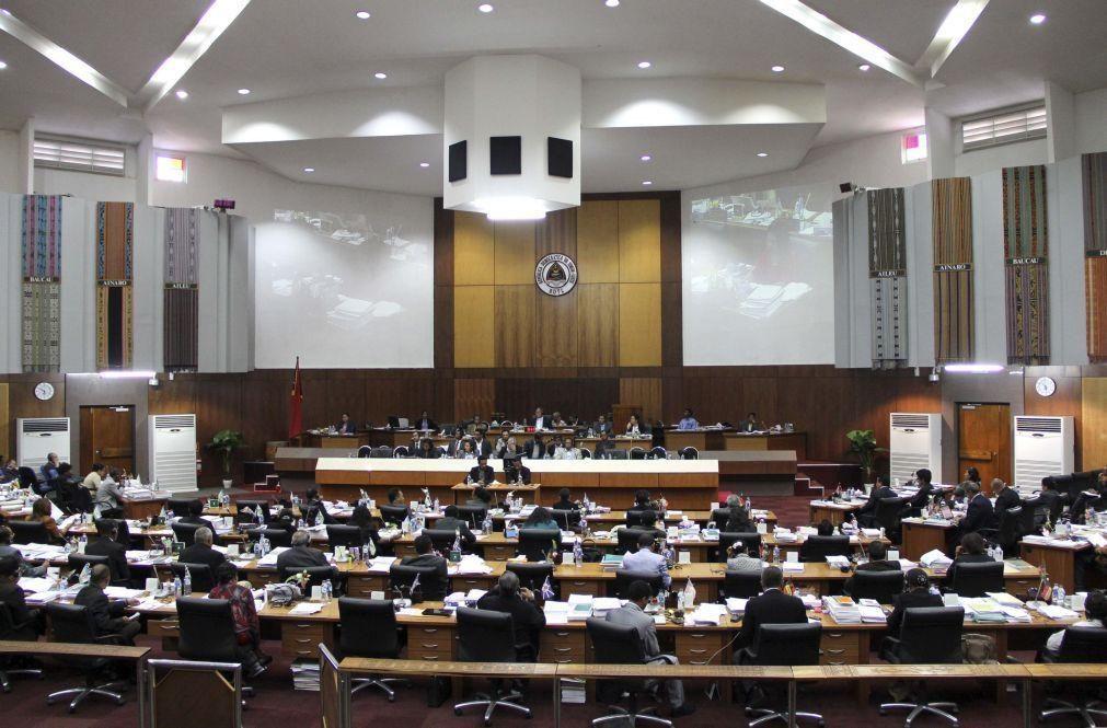Covid-19: Parlamento timorense aprova renovação do estado de emergência