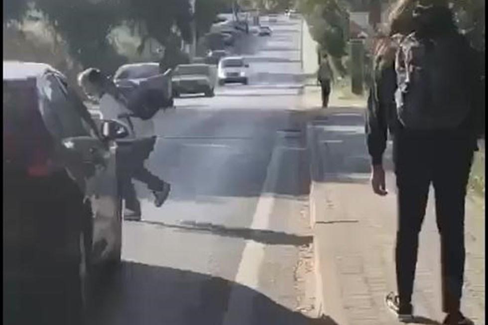 """Jovem atropelado no Seixal já foi ouvido pela justiça: """"Estou mais ou menos bem"""""""