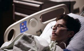 Covid-19: Cuidados intensivos atingem 55% do limite crítico
