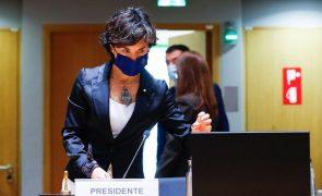 UE/Presidência: Ministra não atira