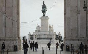 Covid-19: Lisboa com 3,28 vezes mais casos que o esperado nas últimas três semanas