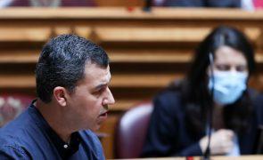 Deputado André Silva despede-se da AR mas Ferro diz que não ficará afastado