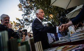 Covid-19: Marcelo adia Festa do Livro em Belém que estava prevista para junho