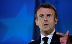 Moçambique/Ataques: Emmanuel Macron diz que França está pronta para combater terrorismo