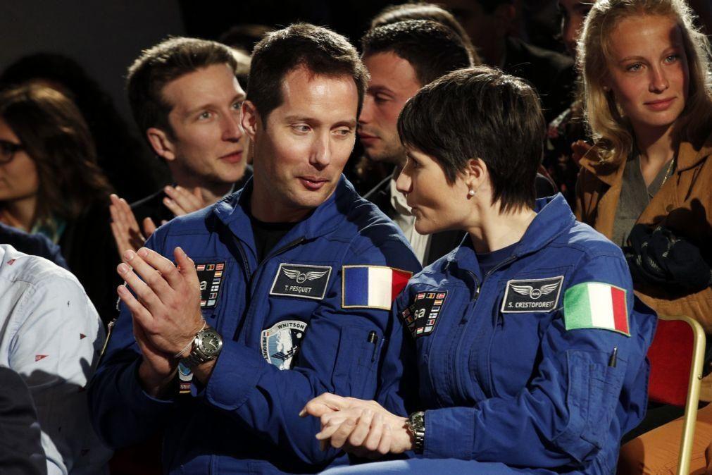 Astronauta italiana vai ser a primeira mulher europeia a comandar estação espacial