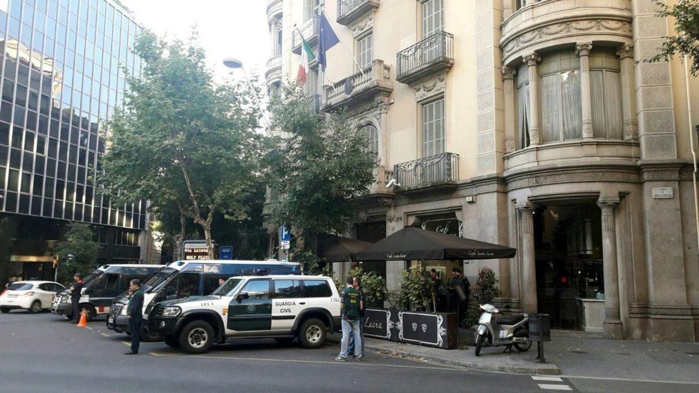 Dezenas de detidos em operação internacional contra máfia napolitana