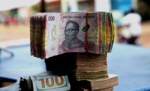 Banco Nacional de Angola revê em alta inflação para 19,5% em 2021