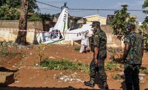 Comissão vai averiguar incidente com aeronave de treino da força aérea moçambicana