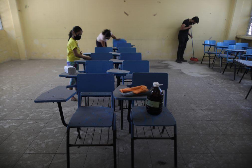 Covid-19: México com 411 mortos e 3.006 casos no último dia